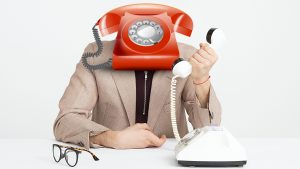 Effects of mobile technology in corporate communication