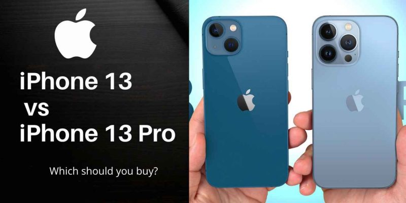 iPhone 13 vs iPhone 13 Pro: Which should you buy?